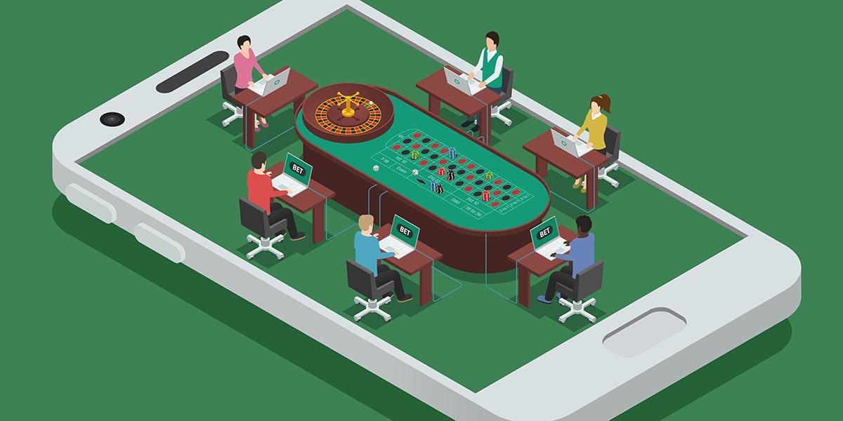 Keine Tischspiele mehr in Online Casinos